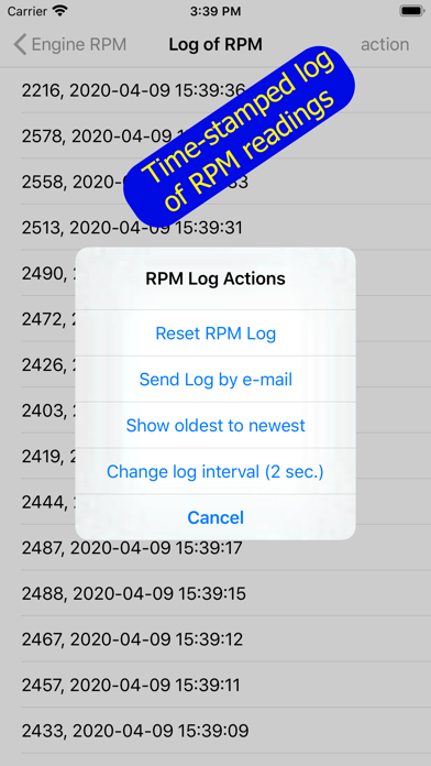 Engine RPMのおすすめ画像3