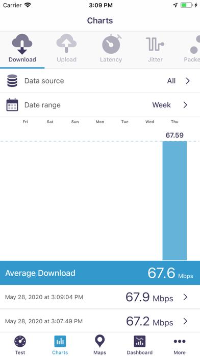 SamKnows - Test Your Internet screenshot three