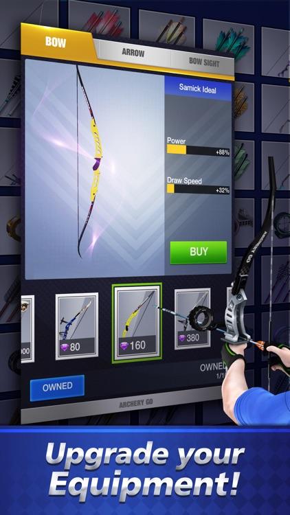 Archery Go - Bow&Arrow King screenshot-5