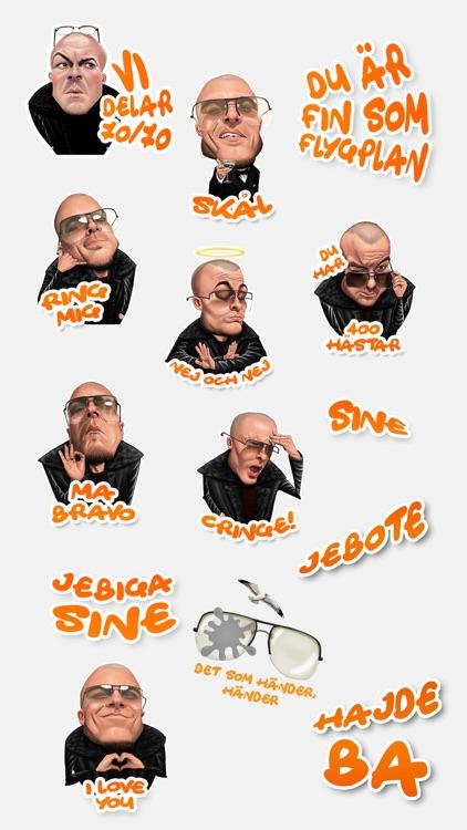Dragan stickers