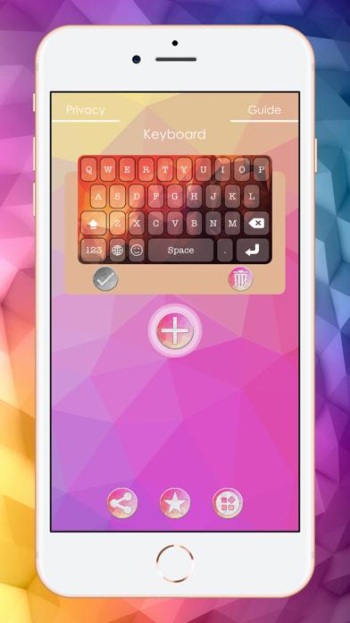 点击获取Poly Art Custom Keyboard Maker