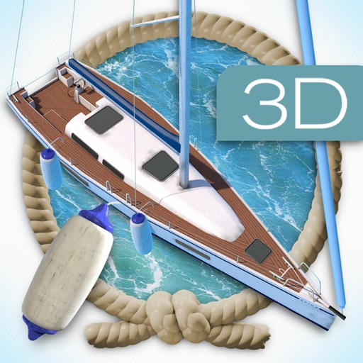 Dock your Boat 3D app logo