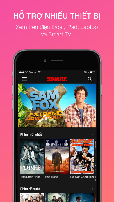 5Dmax - Xem Phim HD Online screenshot three