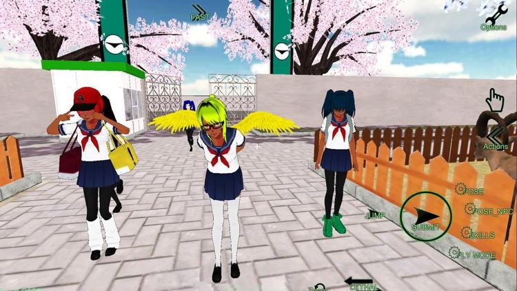 Yandere Schoolgirls Online screenshot-7