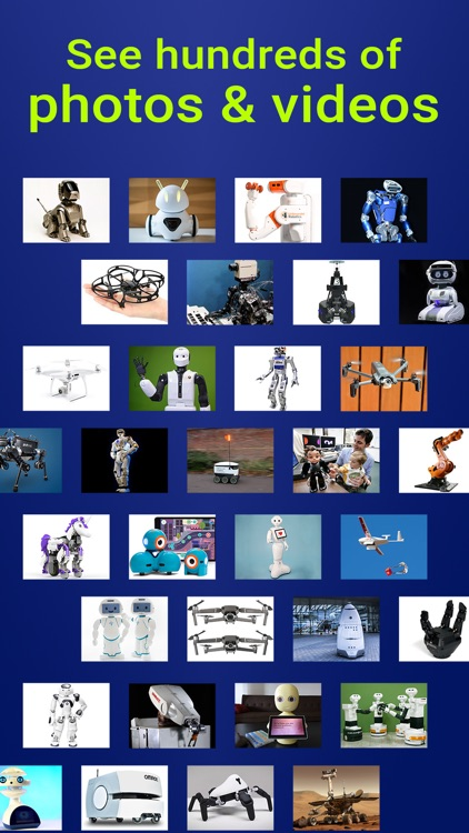 Robots Guide screenshot-6