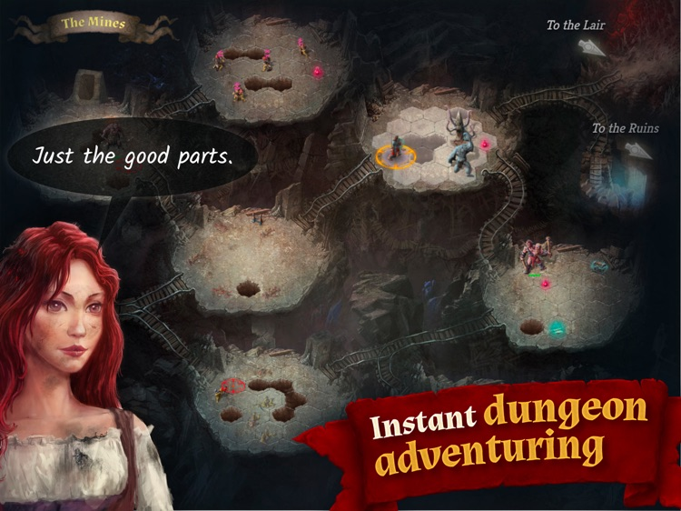 Dungeoneers screenshot-0