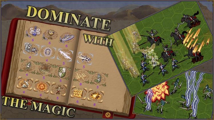 Castle Fight: Heroes 3 arena screenshot-3