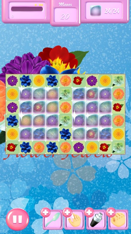 Flower Jewels screenshot-4