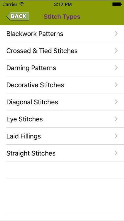 iStitches Vol Three screenshot-3