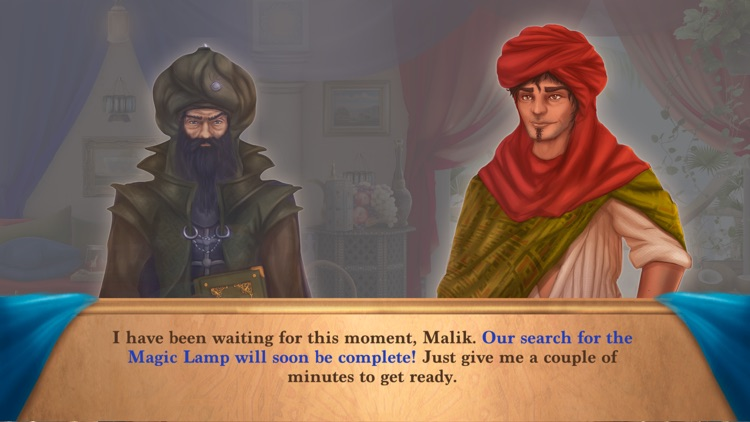 Aladdin: Search and Find Games