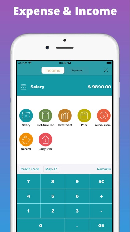 Money Tracker Plus screenshot-3