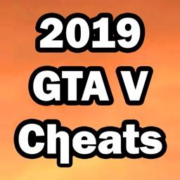 Cheats for GTA V - 2019