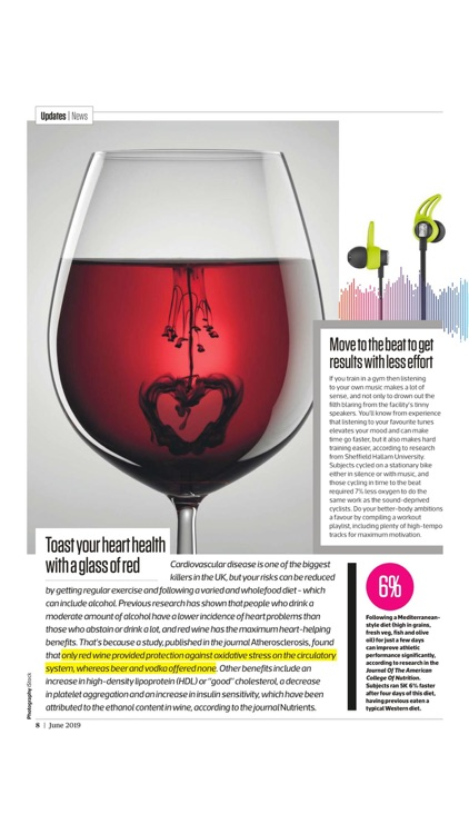 Men's Fitness UK Magazine screenshot-7