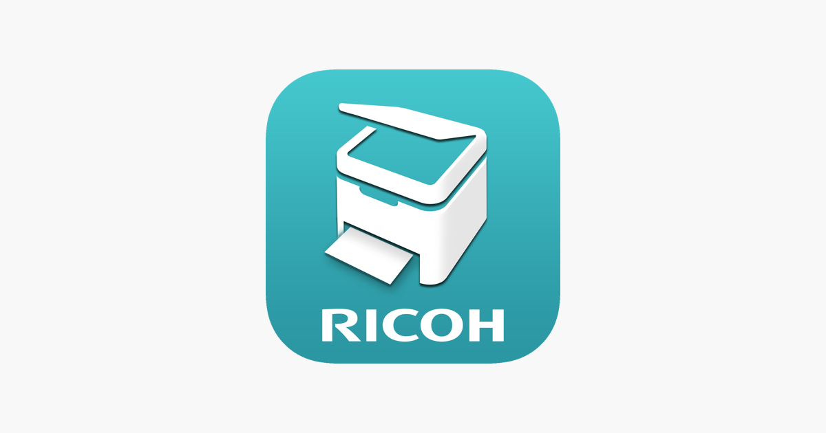 RICOH Smart Device Print&Scan on the App Store