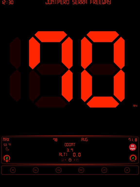 スピードメーター .のおすすめ画像1