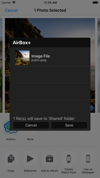 AirBox+ Your File Manager Screenshots