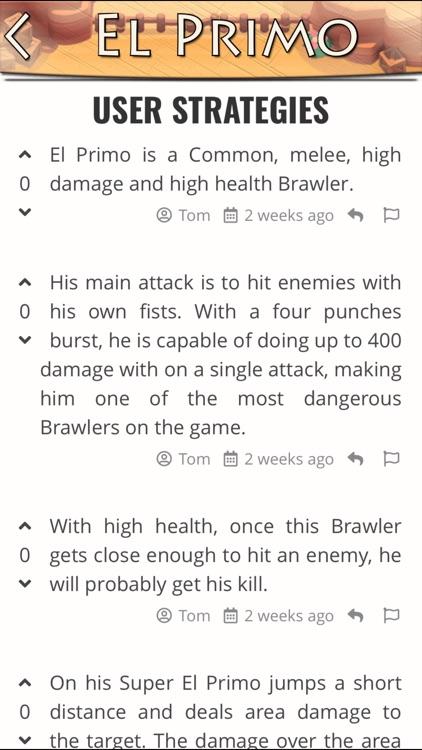 Guide for Brawl Stars Game screenshot-6