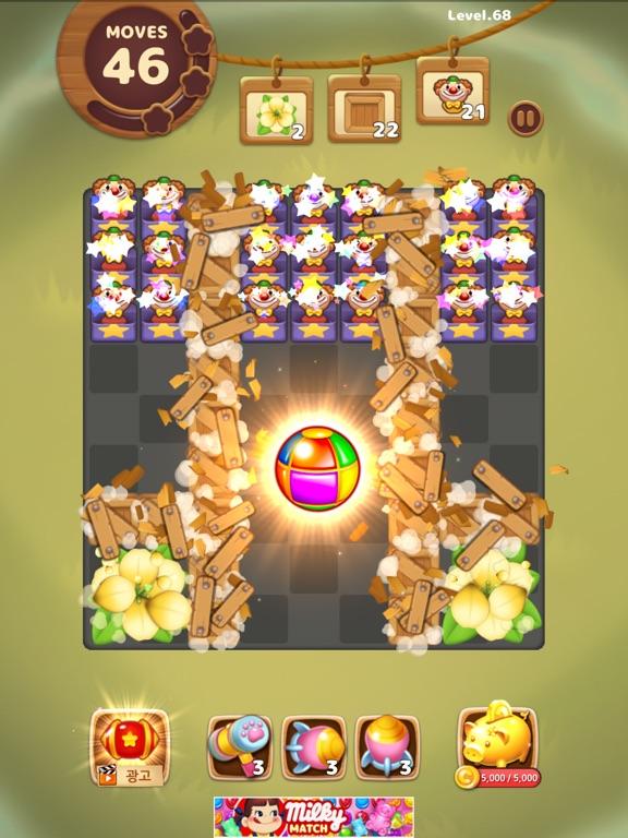 Candy Friends Forest screenshot 11