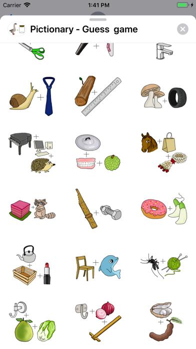 Pictionary - Guess  game screenshot 3