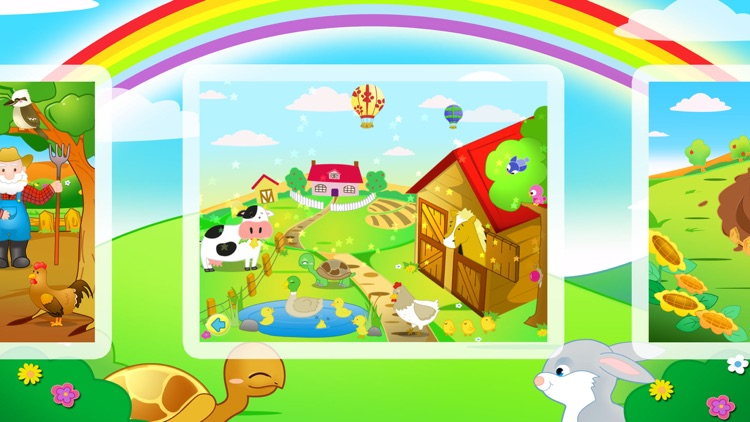 Farm Jigsaw Puzzles 123 Pocket screenshot-3