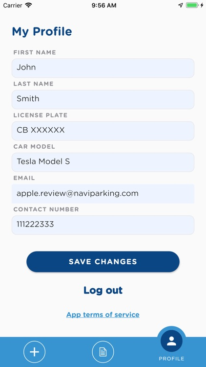 NaviPay: park and pay by phone screenshot-5
