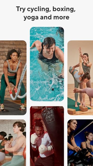 ClassPass — Work Out at the Best Fitness Studios screenshot