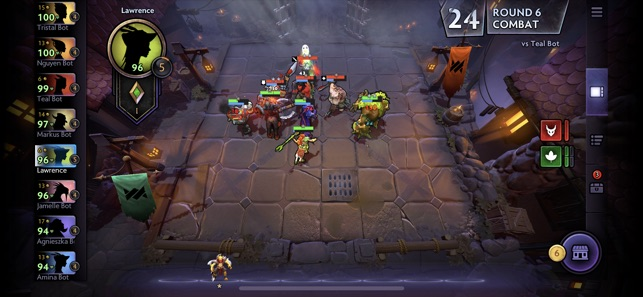 download dota 2 underlord mobile