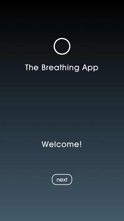 The Breathing App