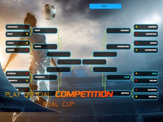 League Of Champions Soccer screenshot 9