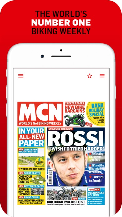 download MCN: Motorbike News & Reviews apps 5