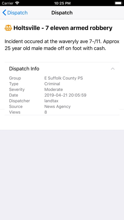 Dispatcha screenshot-3