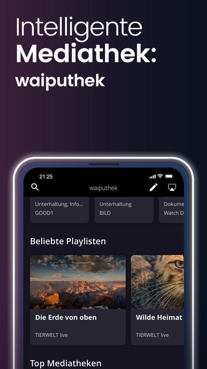 waipu.tv - Live TV Streaming screenshot-5