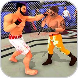 Kick Fighting: Wrestling Win