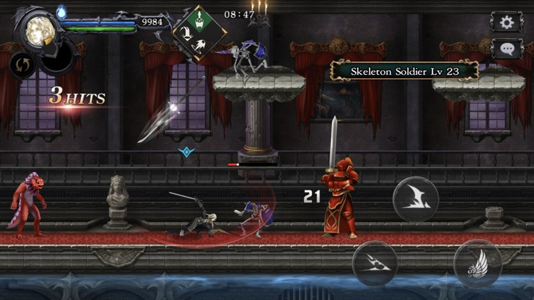 Castlevania Grimoire of Souls screenshot-1