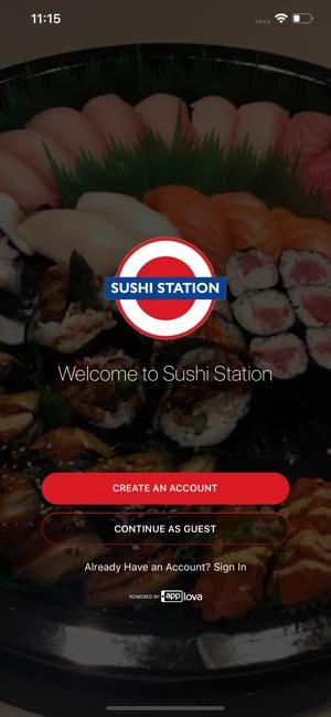 Sushi Station On The App Store N.º 17 de 37 restaurantes en webster groves. app store apple