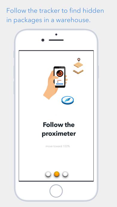 Track Proximeter screenshot 3