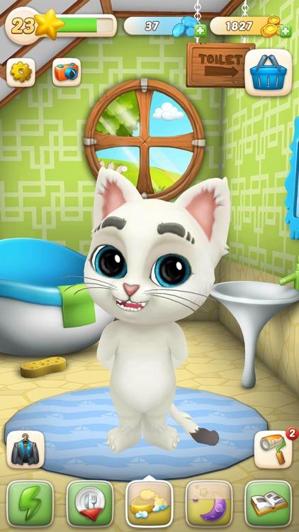 My Talking Oscar the Cat screenshot-0