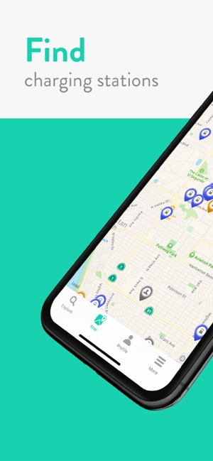 Chargehub Ev Map On The App Store,Black And White Hd Wallpaper For Android Phone