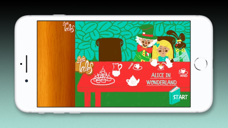 Alice in Wonderland - CT