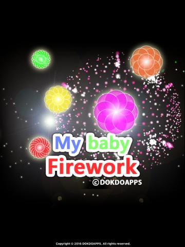 My baby Firework - náhled
