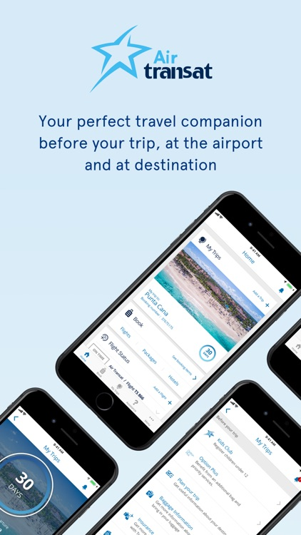 Air Transat screenshot-0