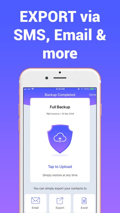 messages.download Contacts Backup Assistant vcf software