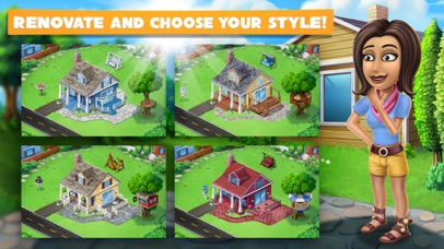 Virtual Families: Cook Off screenshot 3