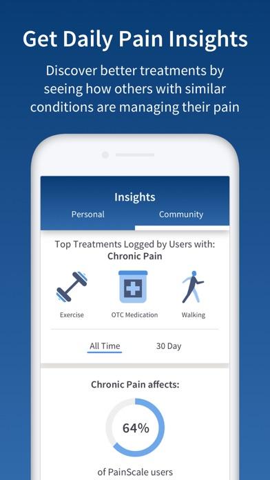 PainScale - Pain Tracker DiaryScreenshot of 5