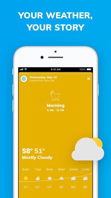 Weather Assistant by ClimaCell Screenshot