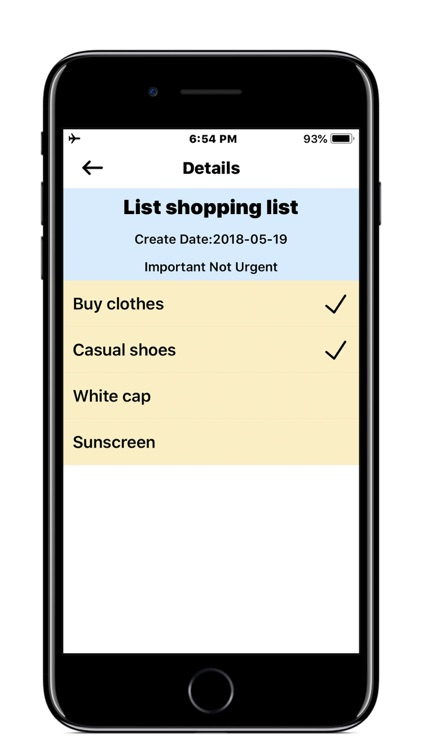 To Do Matrix - Priority Tasks screenshot-5