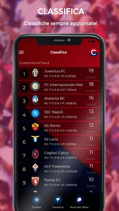 CalcioCasteddu screenshot 5