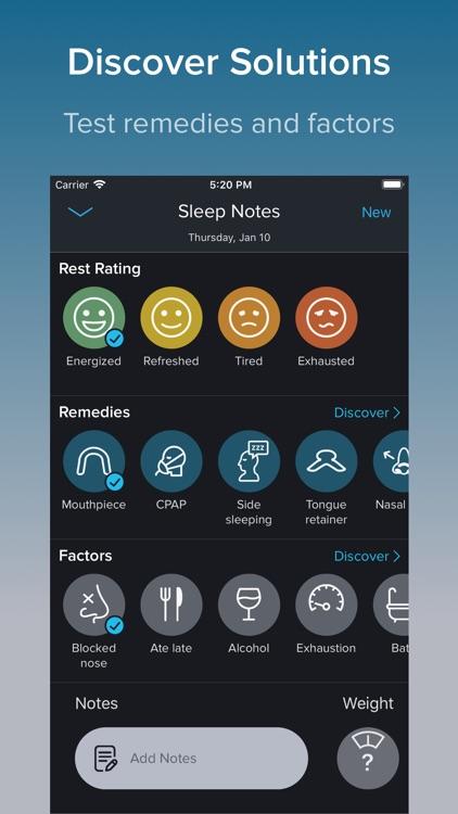SnoreLab : Record Your Snoring screenshot-5