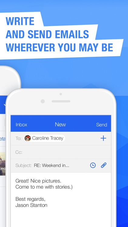 Mail.Ru – Email App screenshot-4