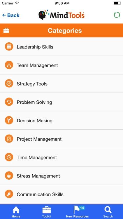 Mind Tools screenshot-3